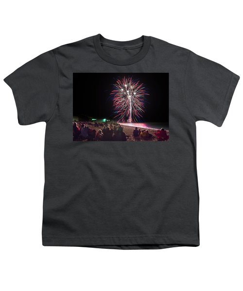 Youth T-Shirt featuring the photograph Beachside Spectacular by Bill Pevlor