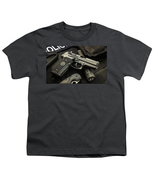 Beretta 8000 Cougar Youth T-Shirt