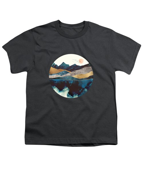 Blue Mountain Reflection Youth T-Shirt