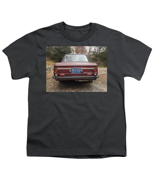 Bmw 2002tii Youth T-Shirt