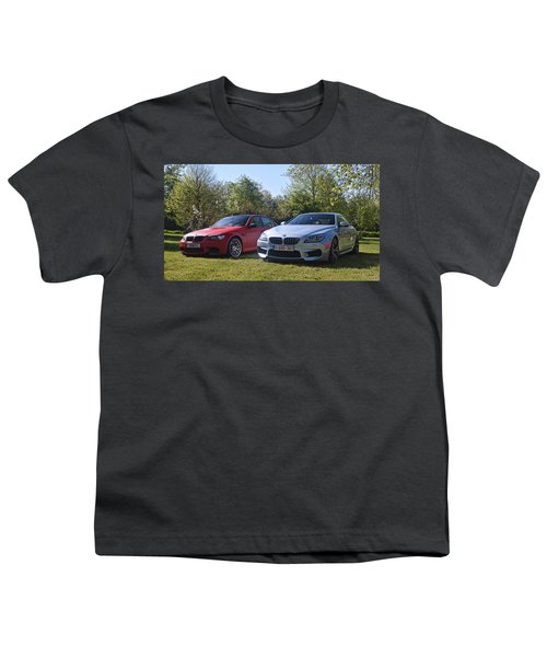 Bmw M6 Gran Coupe Youth T-Shirt