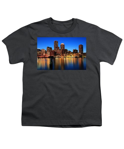 Boston Aglow Youth T-Shirt