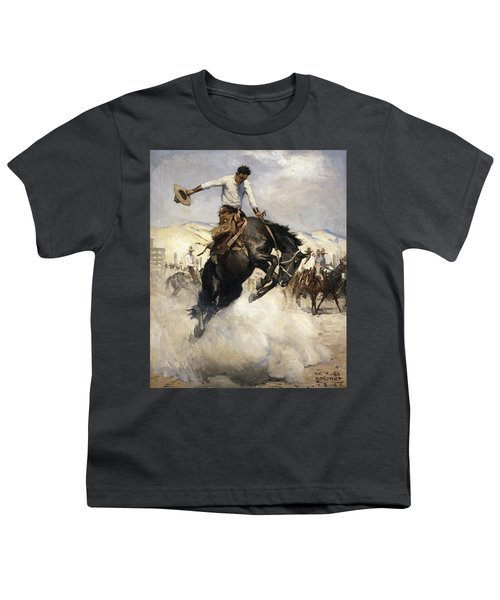 Bucking Youth T-Shirt