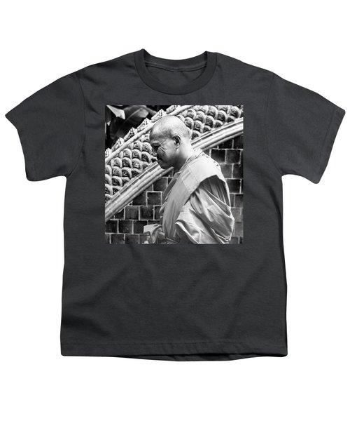 Buddhist Monk Youth T-Shirt