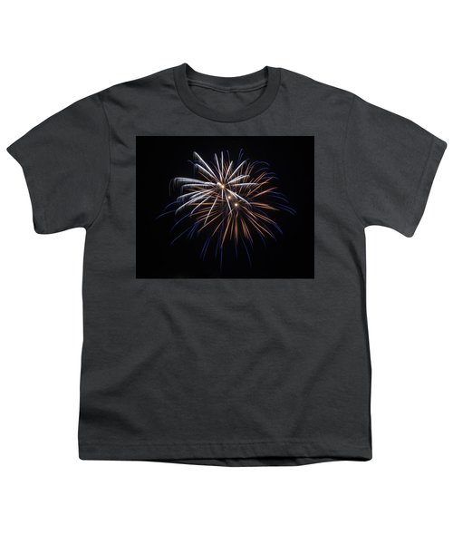 Youth T-Shirt featuring the photograph Burst Of Elegance by Bill Pevlor