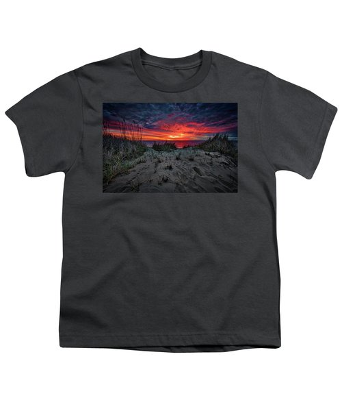 Cape Cod Sunrise Youth T-Shirt