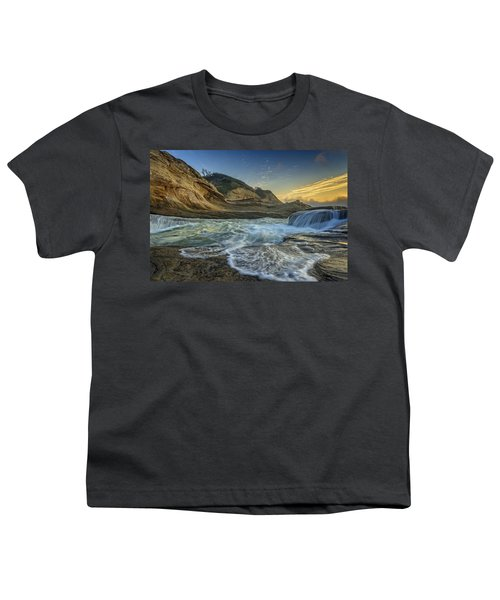Cape Kiwanda Youth T-Shirt