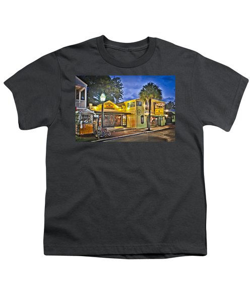 Capt. Tonys Youth T-Shirt