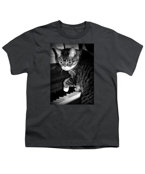 Cat Jammer Youth T-Shirt