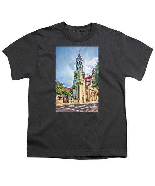 Cathedral Basilica Youth T-Shirt