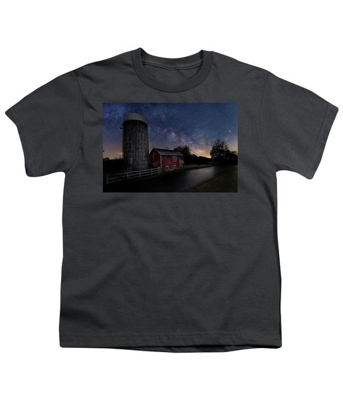 Youth T-Shirt featuring the photograph Celestial Farm by Bill Wakeley