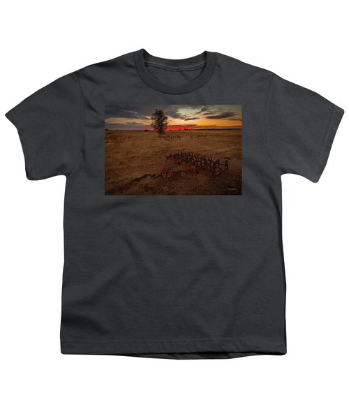 Change On The Horizon Youth T-Shirt