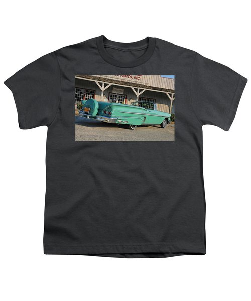 Chevrolet Impala Convertible Youth T-Shirt