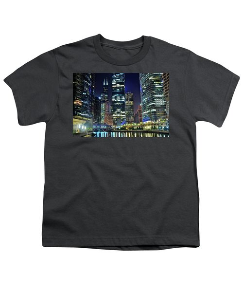 Chicago 2017 Full Moon Youth T-Shirt