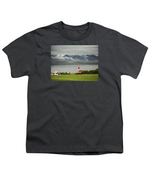 Church In Akureyri Youth T-Shirt