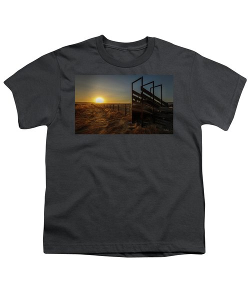 Clear Day Coming Youth T-Shirt