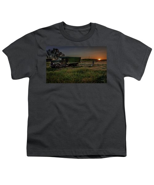 Clear Morning Sunrise Youth T-Shirt