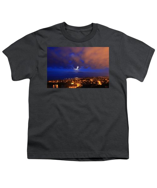 Clouded Eclipse Youth T-Shirt