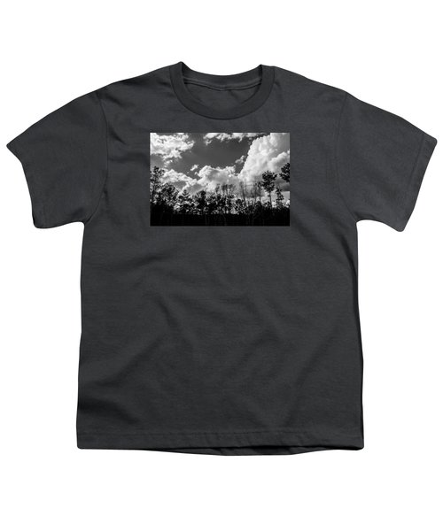 Clouds Youth T-Shirt