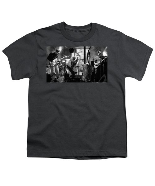 Coldplay 15 Youth T-Shirt by Rafa Rivas