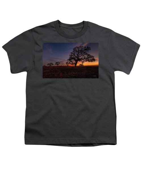 Color Change At First Light Youth T-Shirt