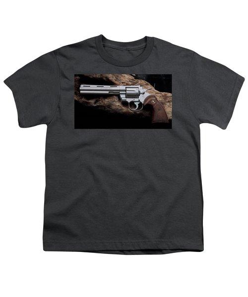 Colt Python Revolver Youth T-Shirt