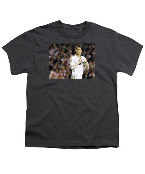 Cristiano Ronaldo 4 Youth T-Shirt