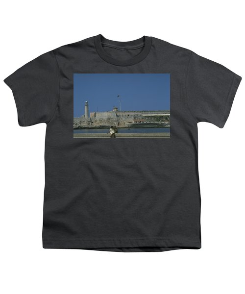 Cuba In The Time Of Castro Youth T-Shirt