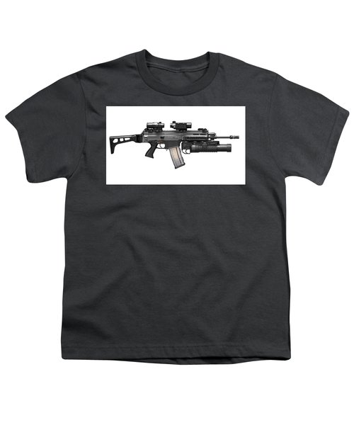 Cz-805 Bren Youth T-Shirt