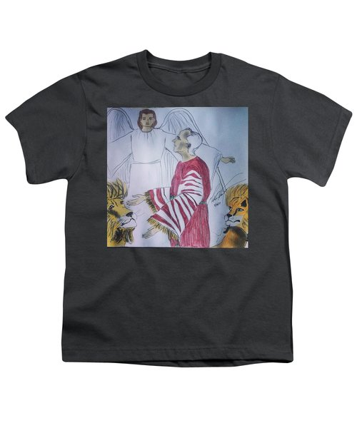 Daniel And Lion's Den Youth T-Shirt