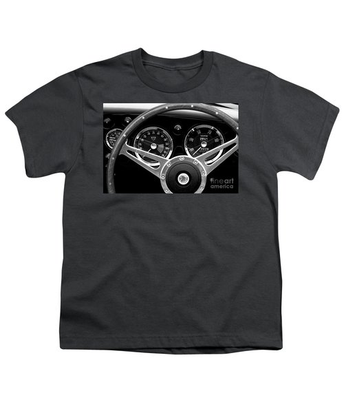 Youth T-Shirt featuring the photograph Dashboard by Stephen Mitchell