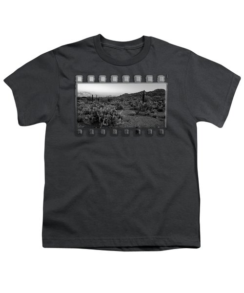 Desert Foothills H30 Youth T-Shirt by Mark Myhaver