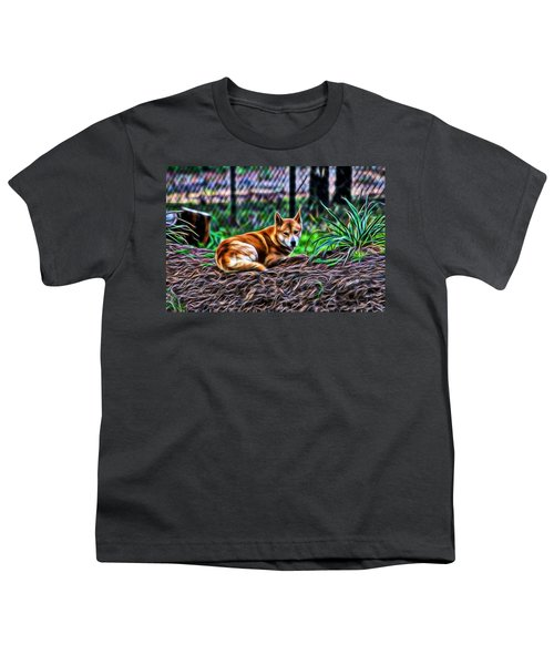 Dingo From Ozz Youth T-Shirt
