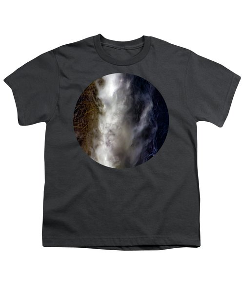 Division Youth T-Shirt by Adam Morsa