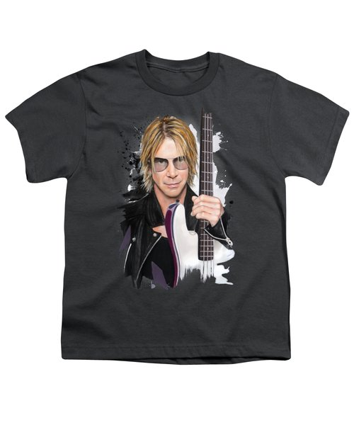 Duff Mckagan Youth T-Shirt