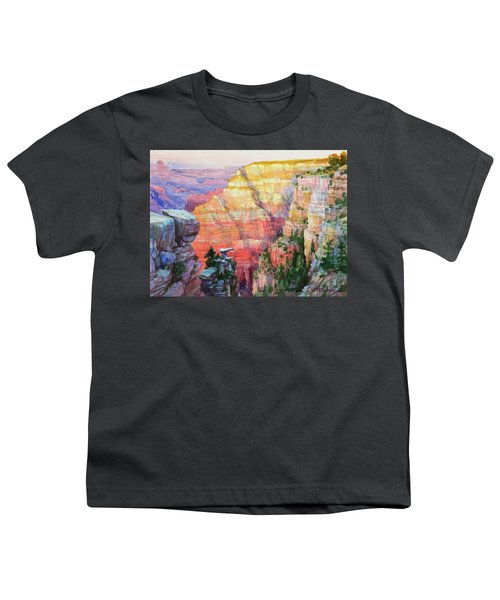 Evening Colors  Youth T-Shirt