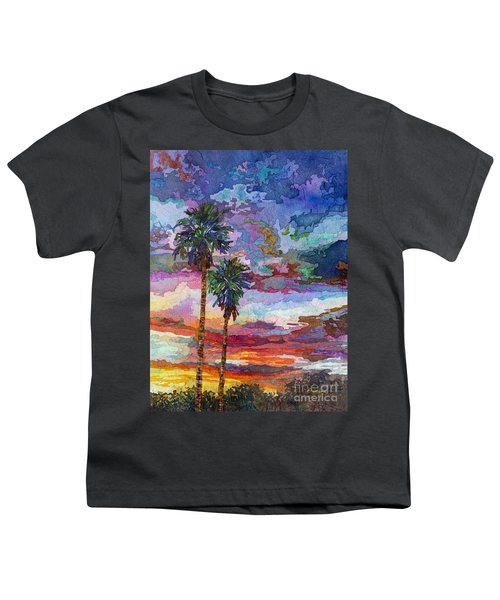 Evening Glow Youth T-Shirt