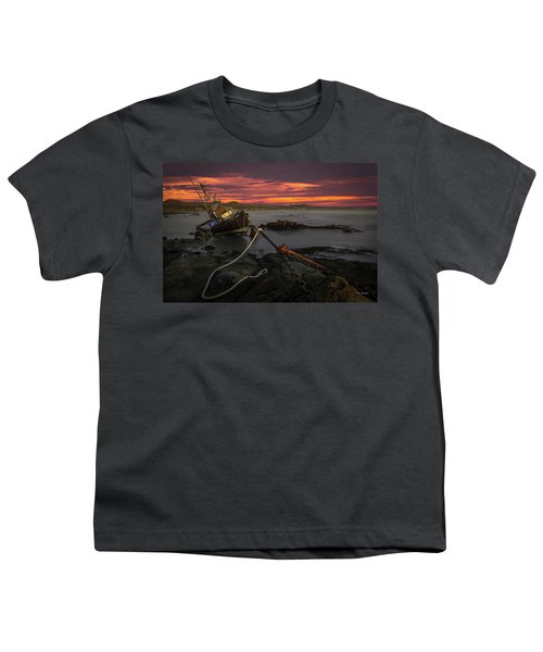 Fate Of The Point Estero Youth T-Shirt