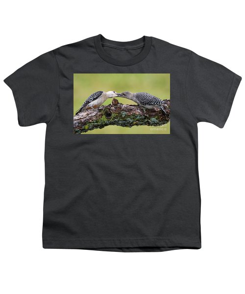 Feeding Time Youth T-Shirt