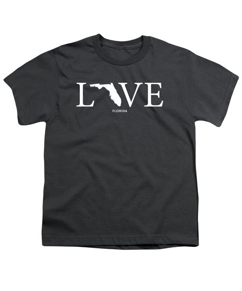 Fl Love Youth T-Shirt by Nancy Ingersoll