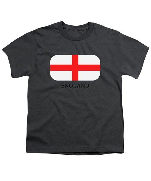 Flag England Youth T-Shirt