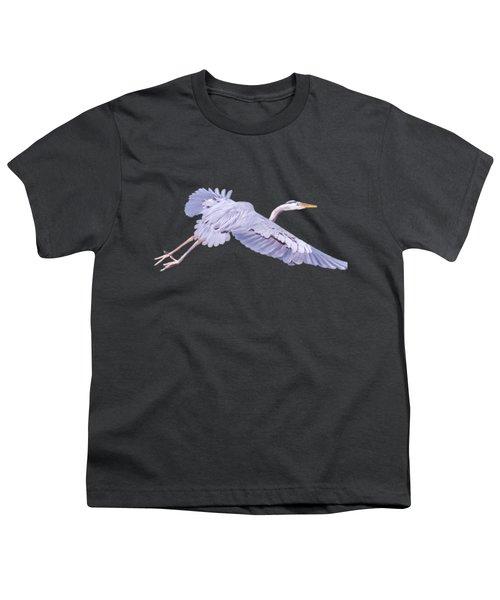 Fliegan Youth T-Shirt by Judy Kay