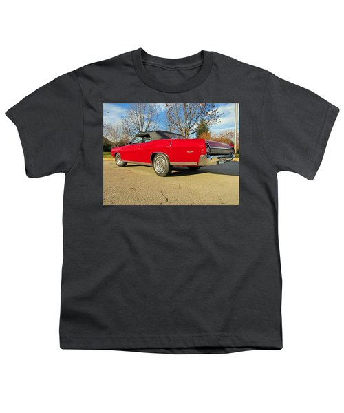 Ford Galaxie 500 Xl Youth T-Shirt