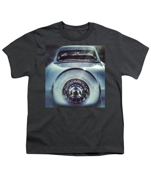 Ford Thunderbird Back Window 23 Youth T-Shirt