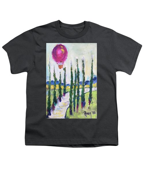 Good Morning Wine Country Youth T-Shirt
