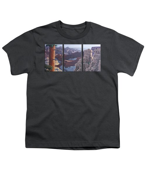 Grand Canyon Dawn Youth T-Shirt by Jim Thomas