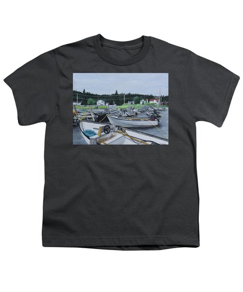 Grandfathers Wharf Youth T-Shirt