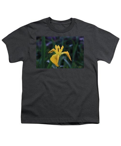 Heart Of Iris Youth T-Shirt