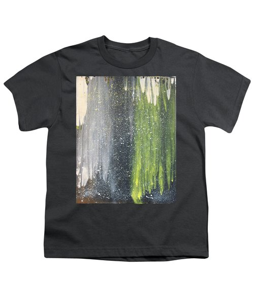 His World Youth T-Shirt by Cyrionna The Cyerial Artist