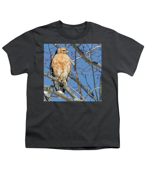 Youth T-Shirt featuring the photograph Hunter Square by Bill Wakeley